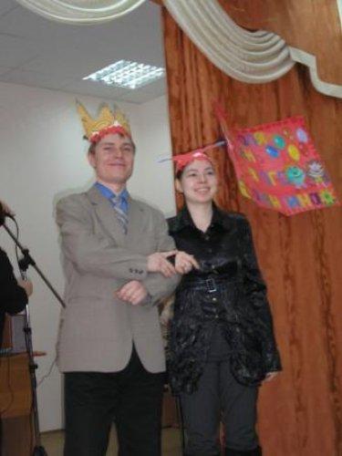 """Фото: День святого Валентина в Молодежном клубе """"Ника"""""""