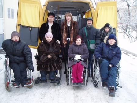 Фото: спецавтобус