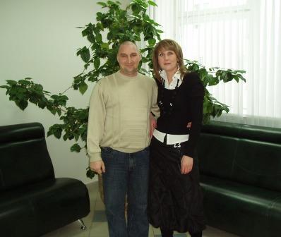 Фото: Наталья и Виктор Гарины