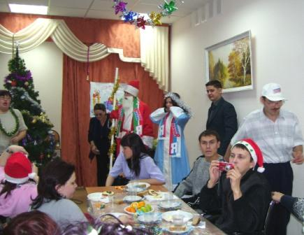 """Фото: Первый Новый Год """"Ники"""""""