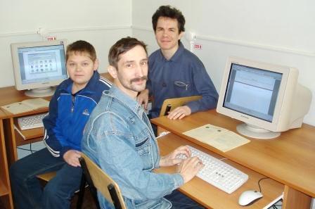 Фото: Компьютерный класс