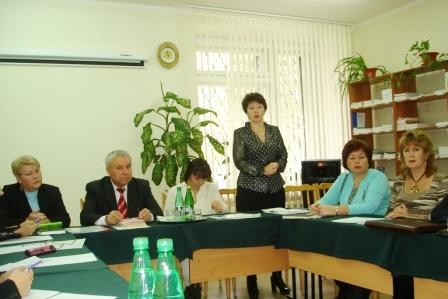Фото: Конференция 17 октября 2008 г.