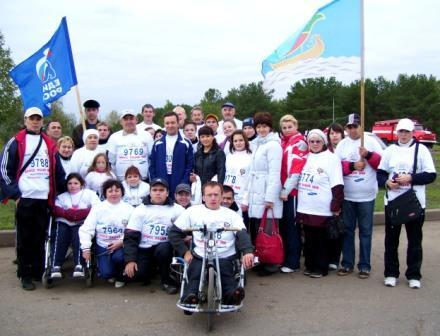 Фото: кросс наций 2008